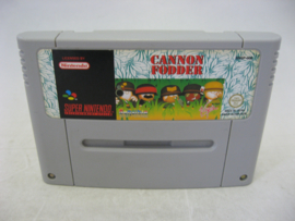 Cannon Fodder (EUR)