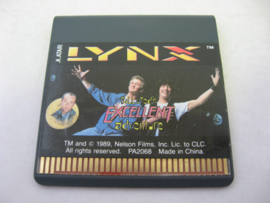 Bill & Ted's Excellent Adventure (Lynx)
