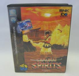 Samurai Shodown - Samurai Spirits (AES)