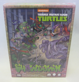 TMNT Showdown: Bebop & Rocksteady Madness! | Board Game (New)