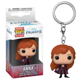 POP! Anna - Frozen II - Pocket Keychains (New)