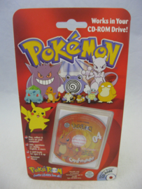 Pokemon PokeROM - Charmander - Collectible CD-ROM (New)