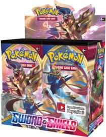 Pokémon TCG: Sword & Shield (1x Booster)