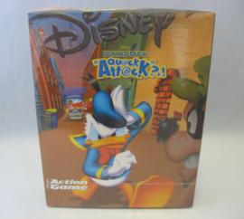 Donald Duck Quack Attack?! (PC, Sealed)