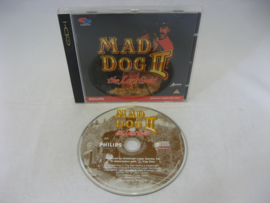 Mad Dog II - The Lost Gold (CD-I)