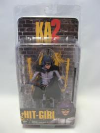 Kick-Ass 2 - Hit-Girl 7'' Action Figure (New)