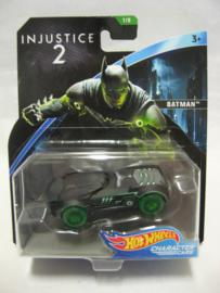 Hot Wheels Character Cars - Injustice 2 - Batman (New)
