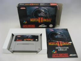 Mortal Kombat II (EUR, CIB)