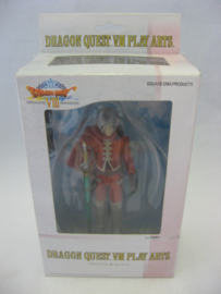 Dragon Quest VIII Play Arts Action Figure - Angelo