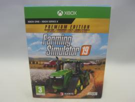 Farming Simulator 19 Premium Edition (XONE/SX)