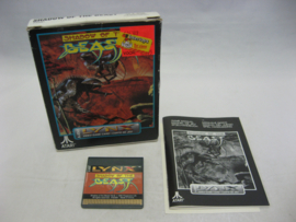 Shadow of the Beast (Lynx, CIB)