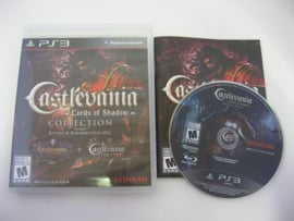 Castlevania Lords of Shadow Collection (PS3, USA)