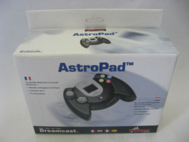 AstroPad Controller - Dreamcast - Black (New)