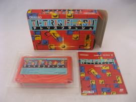 Tetris Flash (FC, CIB)