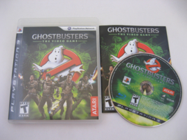 Ghostbusters The Video Game (PS3, USA)