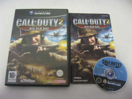 Call of Duty 2: The Big Red One (EUR)