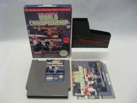 Nigel Mansell's World Championship (NOE, CIB)