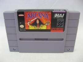 Arcana (NTSC)