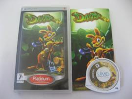 Daxter - Platinum (PSP)