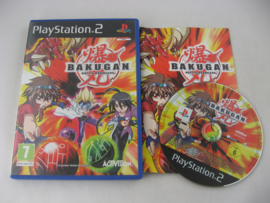 Bakugan Battle Brawlers (PAL)