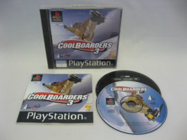 Cool Boarders 3 (PAL)