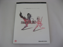 Final Fantasy XIII-2 - The Complete Official Guide (Piggyback)