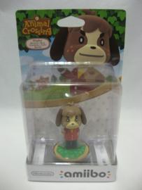 Amiibo Figure - Digby - Animal Crossing (New)