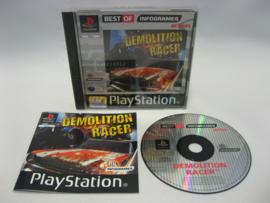 Demolition Racer - Best of Infogrames - (PAL)
