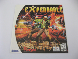 Expendable *Manual* (DC, USA)