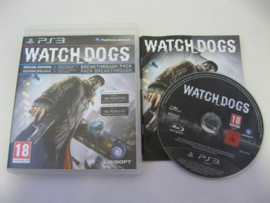 Watch Dogs - Special Edition (PS3)