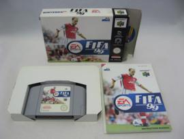 FIFA 99 (EUR, CIB)