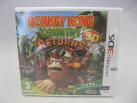 Donkey Kong Country Returns 3D (HOL, Sealed)