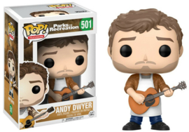 POP! Andy Dwyer - Parks and Recreation (New)