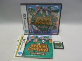 Animal Crossing Wild World (USA)