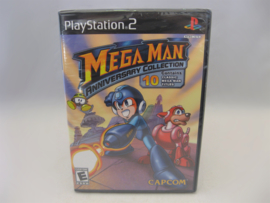 Mega Man Anniversary Collection (USA, Sealed)