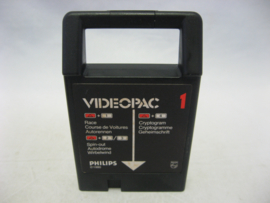 Race / Spin-out / Cryptogram (Videopac 1)
