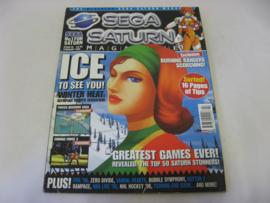 Sega Saturn Magazine #28 - February 1998