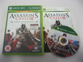 Assassin's Creed II - Game of the Year Edition - Classics (360)