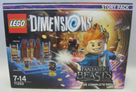 Lego Dimensions - Story Pack - Fantastic Beasts (New)