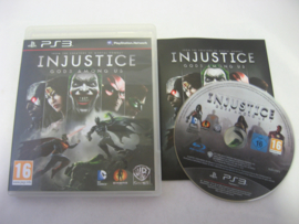 Injustice - Gods Among Us (PS3)