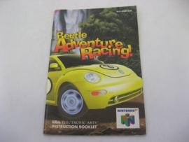 Beetle Adventure Racing! *Manual* (EUR)