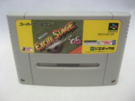 J-League Excite Stage '95 (SFC)
