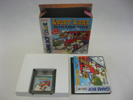 Lucky Luke - Desperado Train (EUR, CIB)