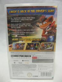 Crash Team Racing Nitro-Fueled (UKV, Sealed)