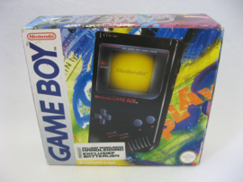 GameBoy Classic System 'Black' (Boxed)