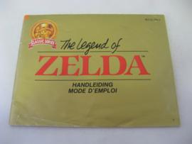 The Legend of Zelda - Classic Series *Manual* (FAH)