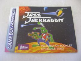 Jazz Jackrabbit *Manual* (EUR)