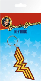 DC Comics Wonder Woman Logo Keychain (New)