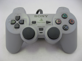 Original PS1 Dual Shock Controller 'Grey'