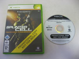 Tom Clancy's Splinter Cell Pandora Tomorrow (Promo - Not For Resale)